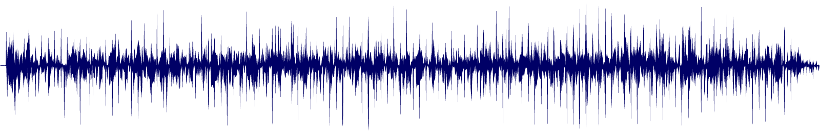 waveform of track #109924