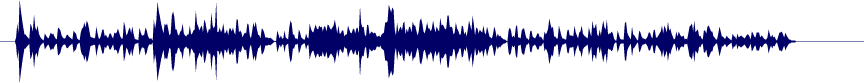 waveform of track #11083
