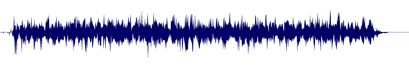 waveform of track #110013