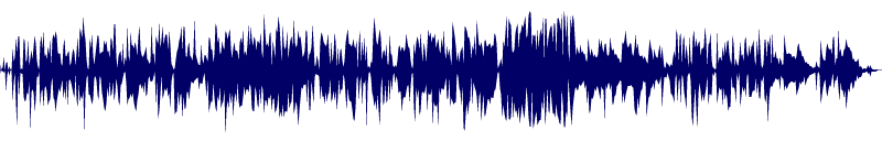 waveform of track #110061