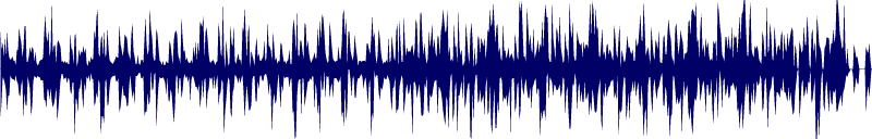 waveform of track #110071