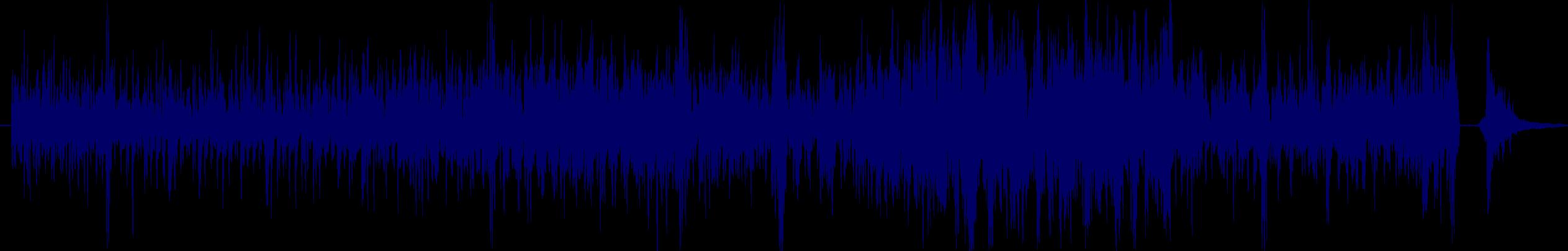 waveform of track #110080