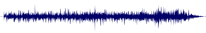 waveform of track #110117