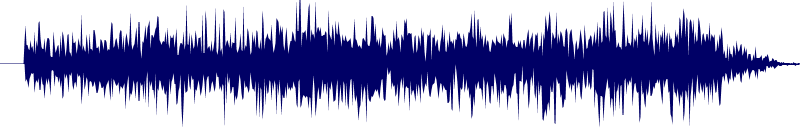 waveform of track #110221