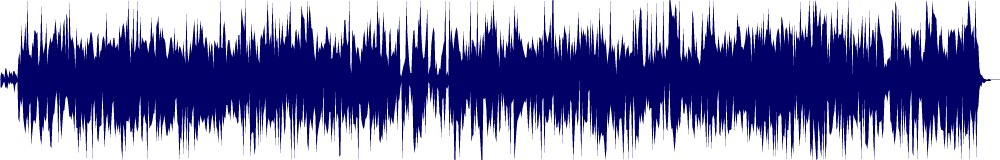 waveform of track #110312