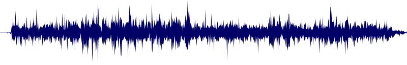 waveform of track #110321