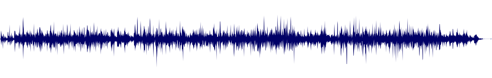 waveform of track #110334