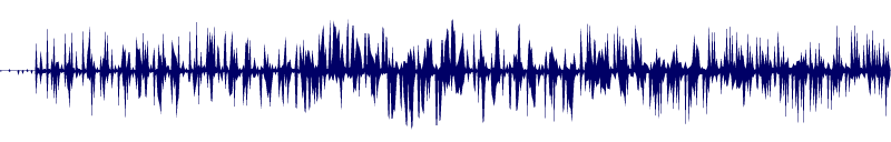 waveform of track #110409