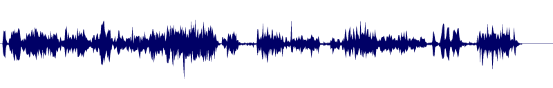 waveform of track #110420