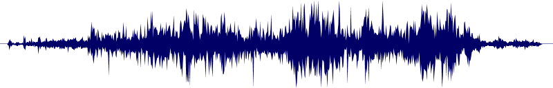 waveform of track #110425