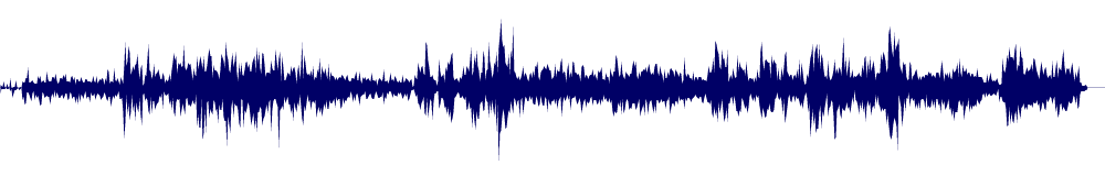 waveform of track #110431