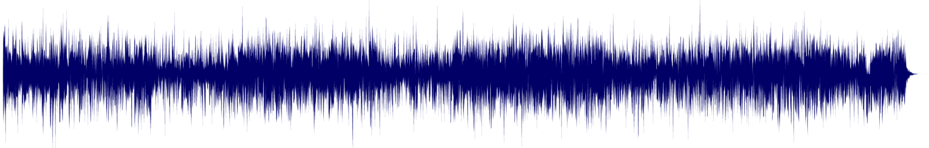 waveform of track #110542