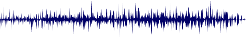 waveform of track #110571