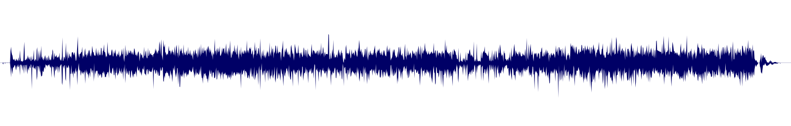 waveform of track #110580