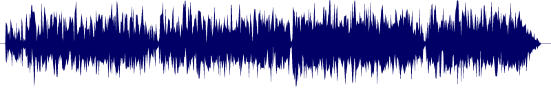 waveform of track #110601