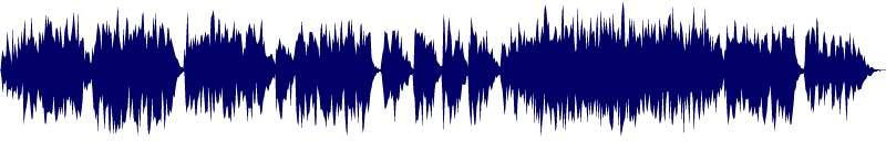 waveform of track #110609