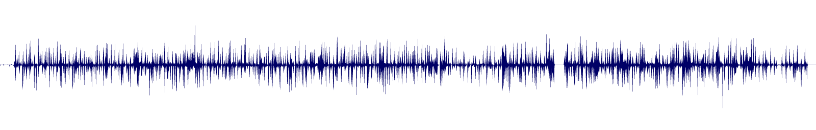 waveform of track #110646