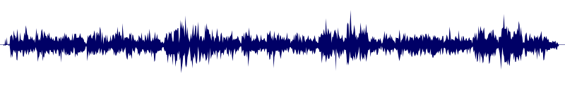 waveform of track #110664