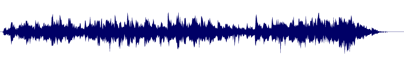 waveform of track #110672