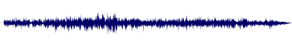 waveform of track #110681