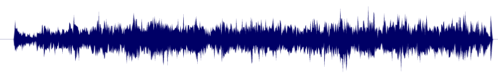 waveform of track #110689