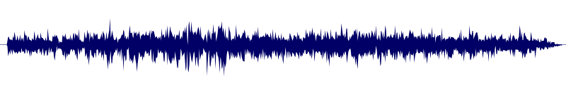 waveform of track #110701