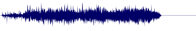 waveform of track #110721