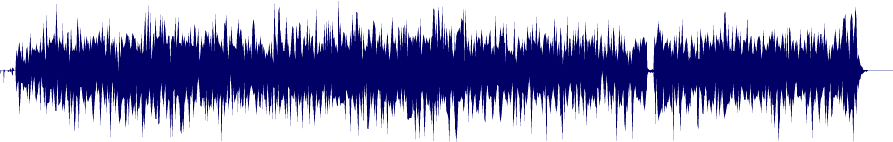 waveform of track #110758