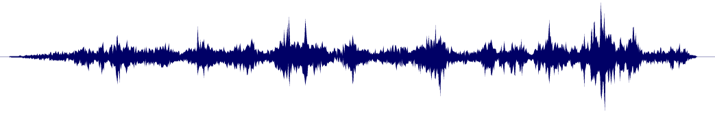 waveform of track #110812