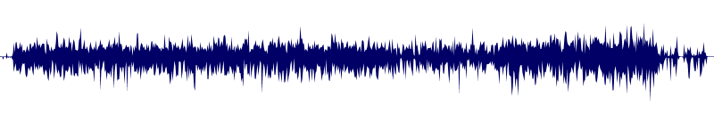 waveform of track #110819