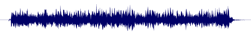 waveform of track #110885