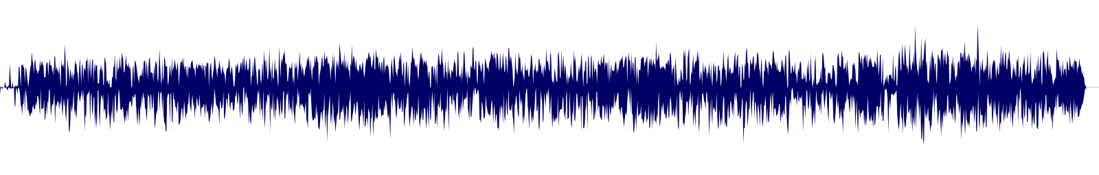 waveform of track #111034