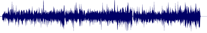 waveform of track #111100
