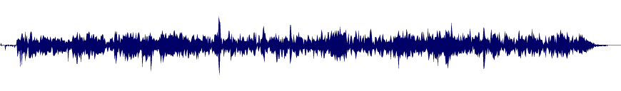 waveform of track #111112