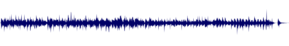 waveform of track #111122