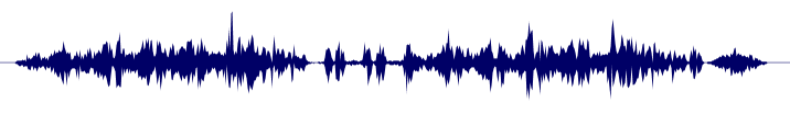 waveform of track #111151