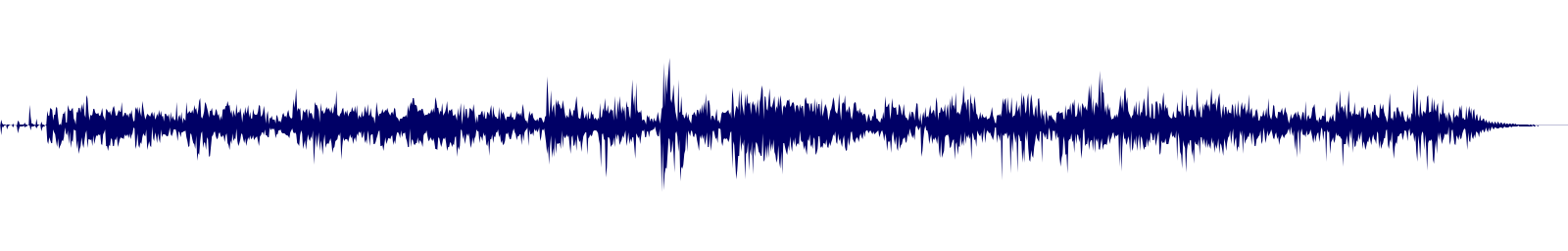 waveform of track #111255