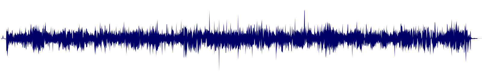 waveform of track #111421
