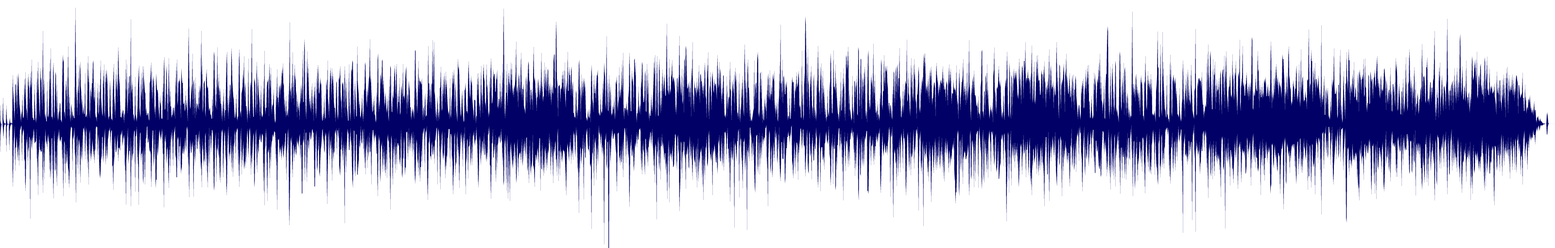 waveform of track #111610