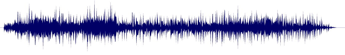 waveform of track #111833