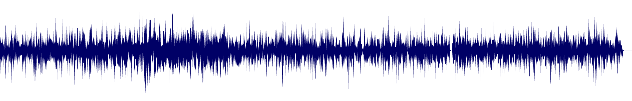 waveform of track #111842