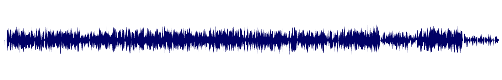 waveform of track #112014