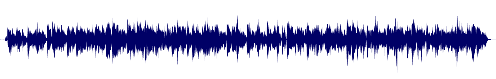 waveform of track #112059