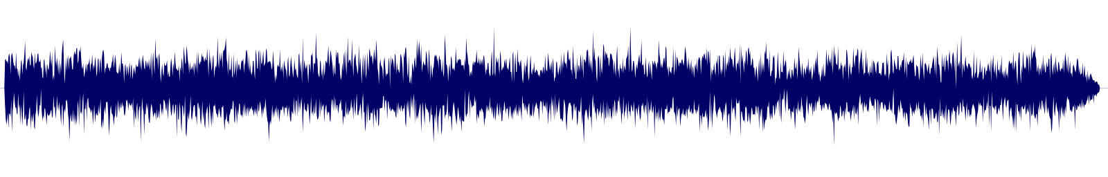 waveform of track #112061