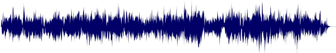 waveform of track #112160