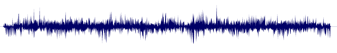 waveform of track #112165