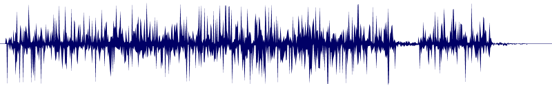 waveform of track #112197