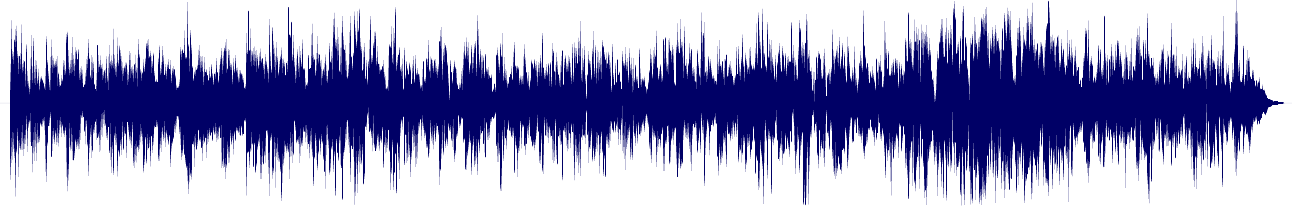 waveform of track #112365
