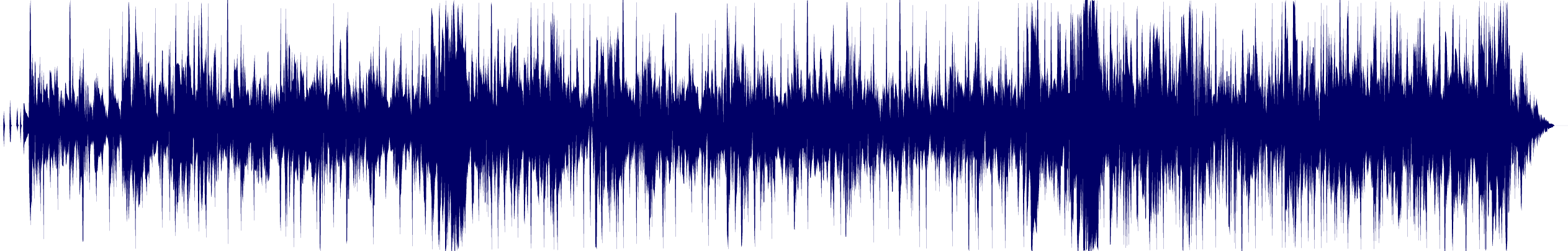 waveform of track #112368
