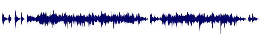 waveform of track #112399